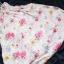 kappahl długa rozkloszowana sukienka w kwiaty