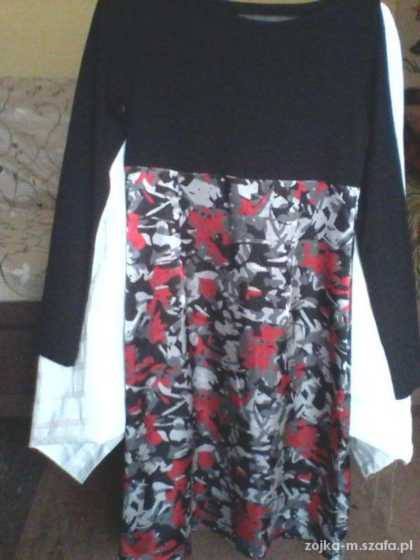 elegancka sukienka...
