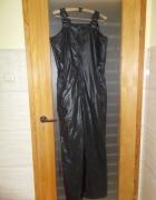 Spodnie z szelkami Ortalionowe
