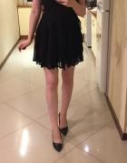 Czarna sukienka TkMaxx S
