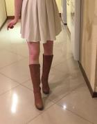 Biała sukienka Cubus S