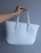 Nowa torebka Bershka biała