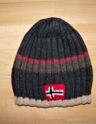 NAPAPIJRI ciepła czapka wełna roz 2