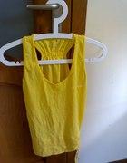 Reserved żółta bluzka