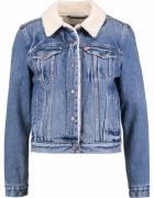 Jeansowa kurtka LEVIS z kożuszkiem