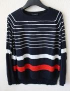 bluzka z dzianiny zara knit s