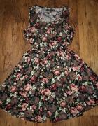 Sukienka floral M