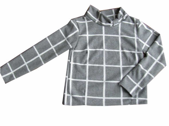 Piękny zestaw bluzka i spódnica...