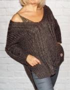 Świetny sweter moherowy Bastet...