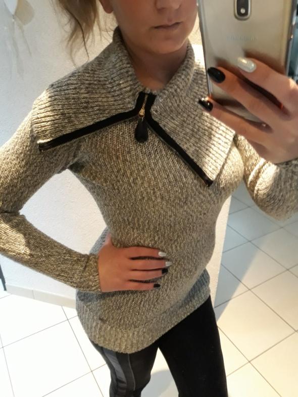 Mohito cudny sweterek tunika...