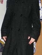 Czarny płaszcz pimkie 36...