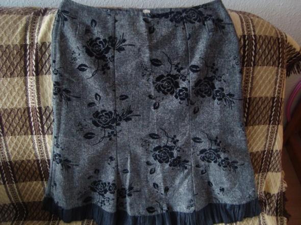 Spódnice Spódniczka w róże ciepła
