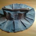 Dżinsowa spódniczka mini