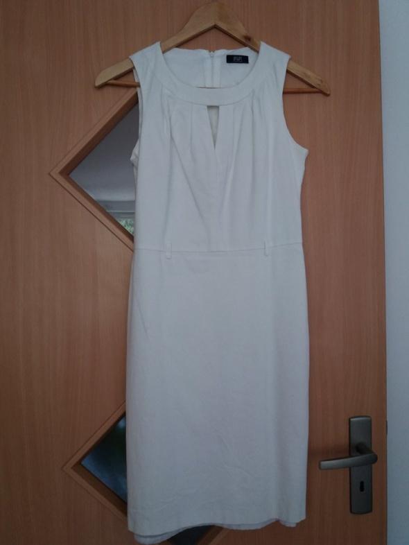 Sukienka biała F&F 36...