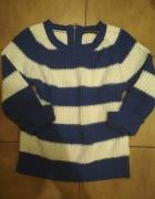 Sweterek athmos w paseczki
