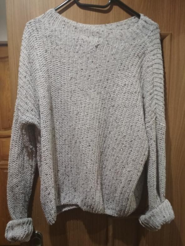 Sweterek oversize Cropp