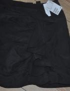 NOWA H&M czarna spódnica rozmiar 34