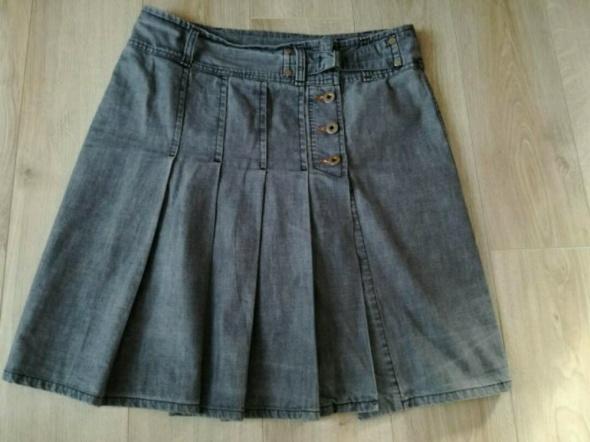 Spódnice Spódnica Vertus jeans kopertowa