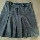 Spódnica Vertus jeans kopertowa
