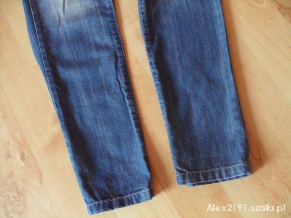 top secret rurki jeansy 38 M stan idealny...