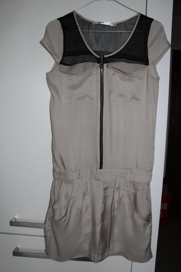 Zwiewna sukienka tunika