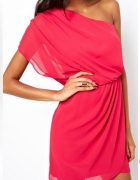 Sukienka szyfonowa piękna Amisu 38...