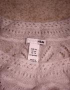 Ażurowy H&M