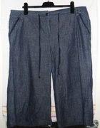 Eleganckie spodnie 50 52 XXL XXXL...