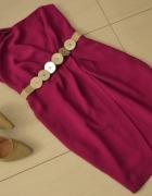 Sukienka fuksjowa rozm 36 38