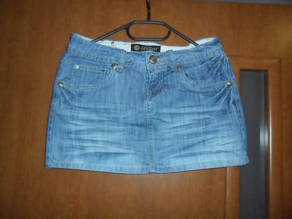 Spódnice Spódniczka Jeansowa Rozm 27