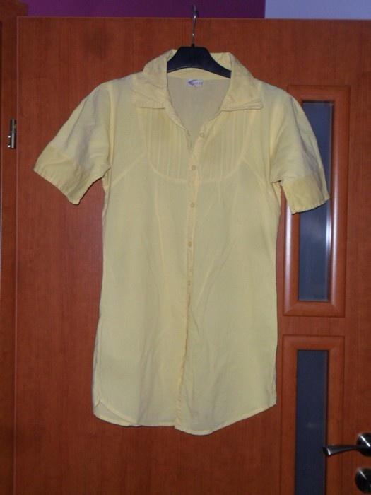 Bluzeczka koszulowa