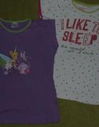 Bluzeczki do spania Bluzki