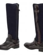 Oficerki Tommy Hilfiger