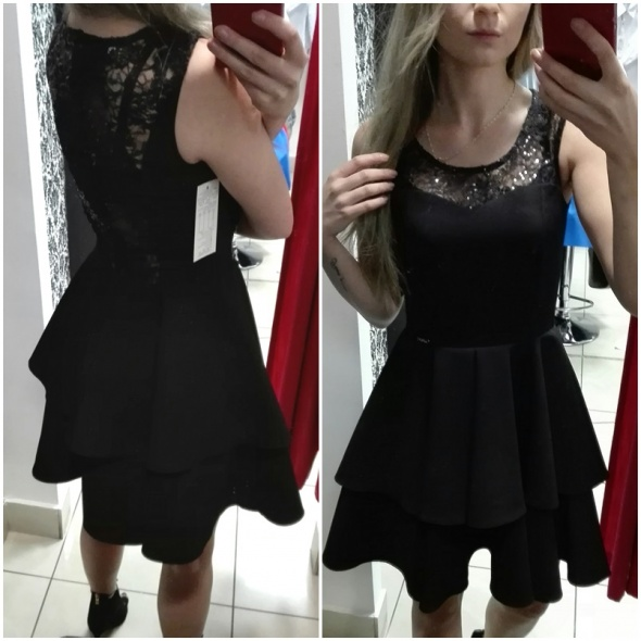 Nowa piękna sukienka L