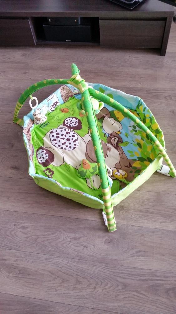 Zabawki Mata edukacyjna kojec Canpol Wesoła Farma