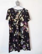 trapezowa sukienka warehouse...