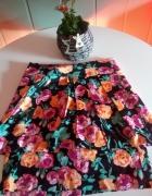 Spódnica w kwiaty newlook S...