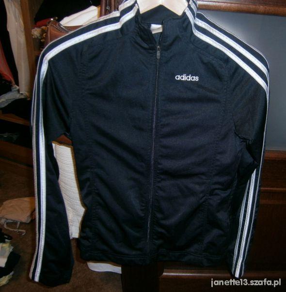 Czarna bluza ADIDAS rozmiar S