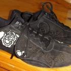 Buty sportowe adidasy damskie w kwiaty kwiat 39 40