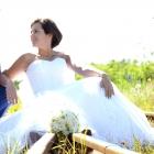 Piękna suknia ślubna annais latoya