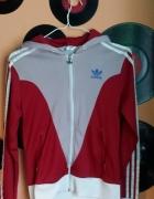 bluza Adidas czerwona M