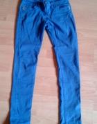 Niebieski Jeansy...