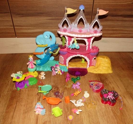 Zabawki mega zestaw pony