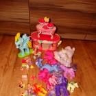 mega zestaw pony