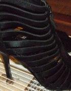 gladiatorki czarne 36