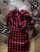 sukienka w kratke 36