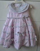 Śliczna dziewczęca sukieneczka...