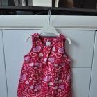Śliczna sukienka w serduszka