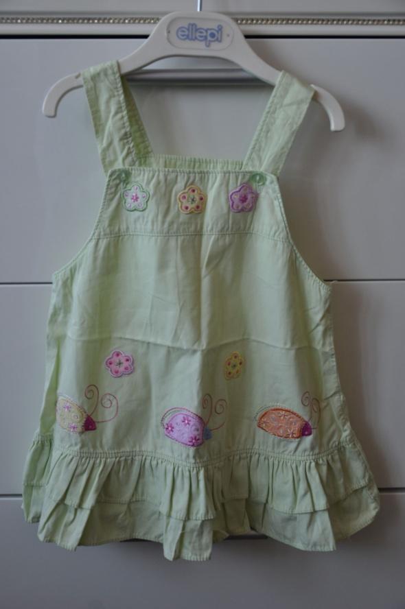 Śliczna letnia sukienka...