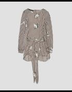 Tunika bluzka Zara